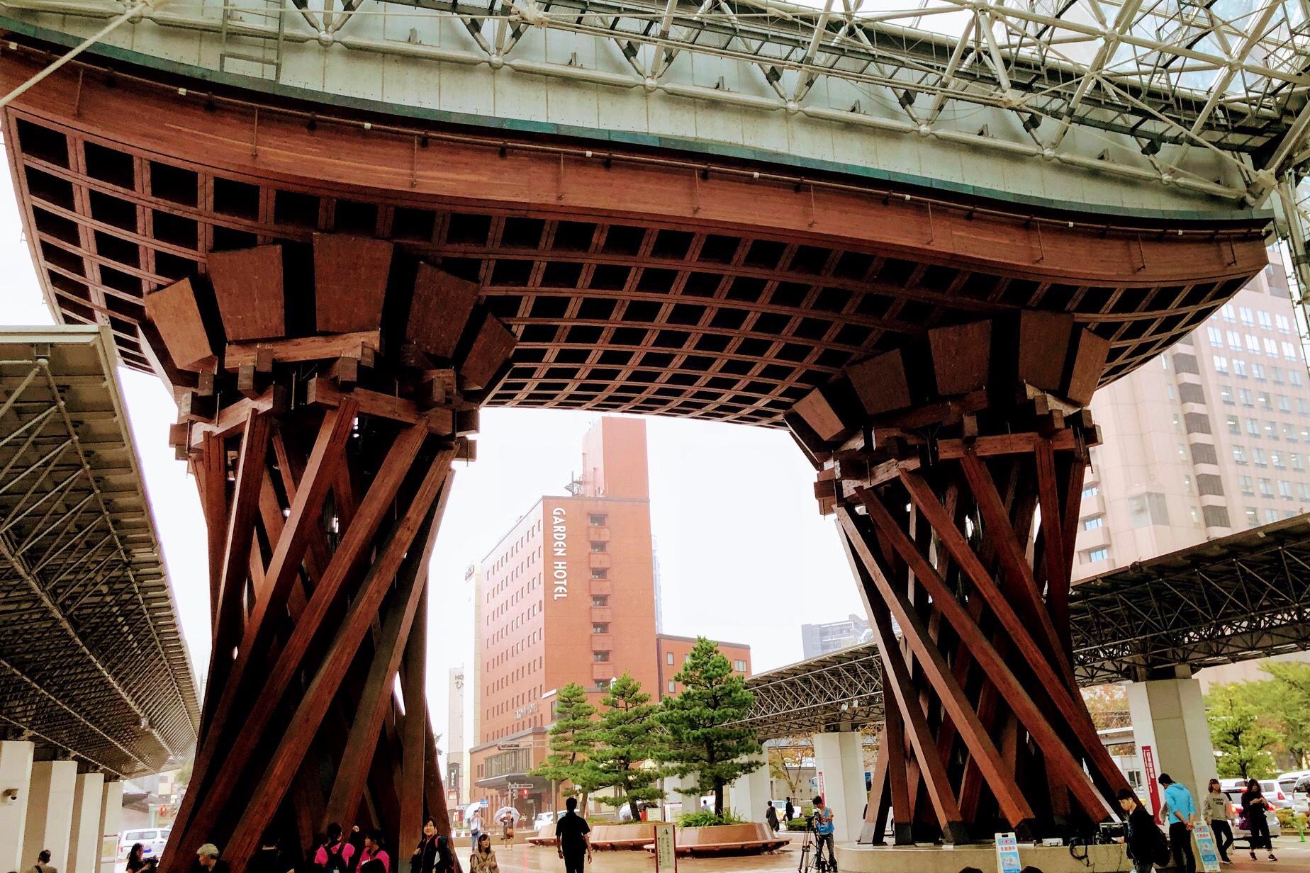 公開研究討論会にて金沢へ